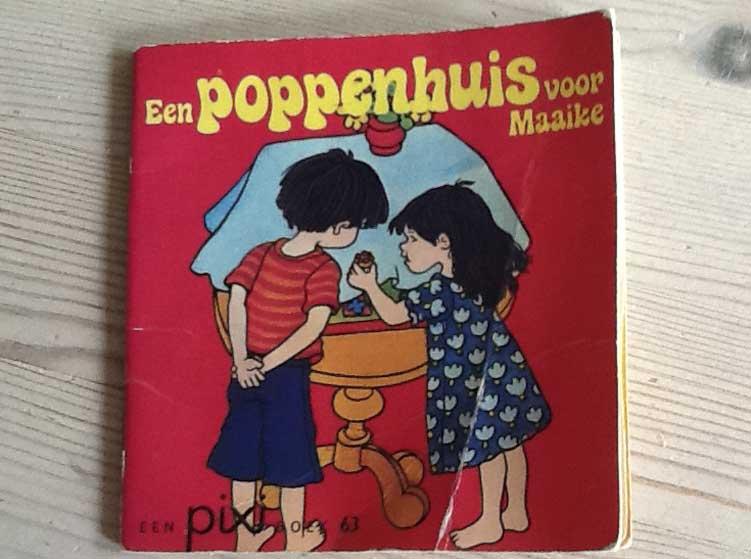 Een poppenhuis voor Maaike