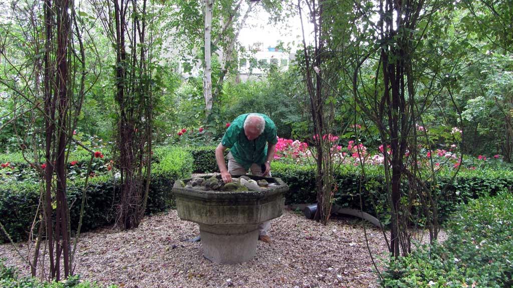 Verborgen tuinen schat van schoonderloo rotterdam for De tuinen rotterdam