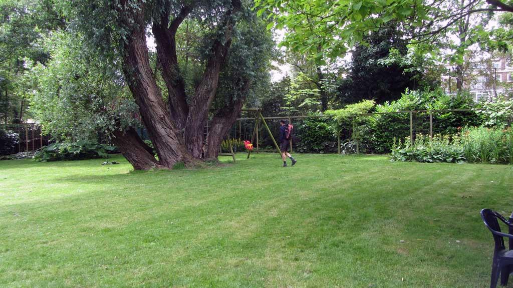 Verborgen tuinen tuin waelheul rotterdam archives de for De tuinen rotterdam