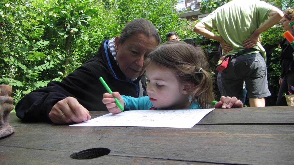 Verborgen tuinen rotterdam 2015 de tuin van rob en for De tuinen rotterdam